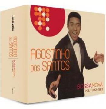 Box - Bossa Nova (Vol.1) - Agostinho Dos Santos (CD)