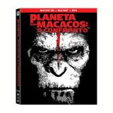 Planeta Dos Macacos - O Confronto - Blu-Ray 3D + Blu-Ray +  (DVD) - Andy Serkis