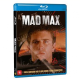 Mad Max (Blu-Ray) - George Miller E Mel Gibson