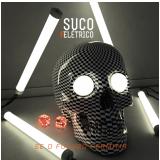 Suco Elétrico - Se O Futuro Permitir - Digipack (CD) - Suco Elétrico