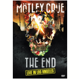 Eagle - Motley Crue - The End - Live in Los Angeles (DVD)