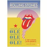 The Rolling Stones - Olé Olé Olé! A Trip Across Latin America (DVD) - The Rolling Stones