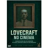 Box Lovecraft no Cinema (Digistack) (DVD) - Neil Gaiman, Guillermo del Toro, Jeffrey Combs