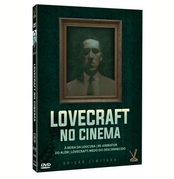 Box Lovecraft no Cinema (Digistack) (DVD)
