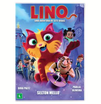 Lino - Uma Aventura de Sete Vidas (DVD)