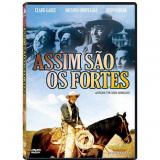 Assim São os Fortes (DVD) - Clark Gable, Adolphe Menjou, J. Carrol Naish