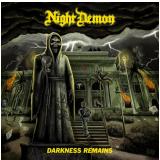 Night Demon - Darknesss Remains - Digipack (CD) - Night Demon