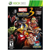 Marvel vs. Capcom 3: Fate of Two Worlds (X360) -