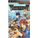 Valkyria Chronicles II (PSP) -