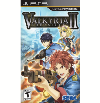 Valkyria Chronicles II (PSP)