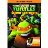 Teenage Mutant Ninja Turtles - �ltimo Confronto (DVD) -