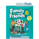 Family And Friends - Level 6 - Itools Dvd-rom Version 2 - Naomi Simmons