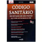 Código Sanitário Do Estado De São Paulo - Jair Lot Vieira