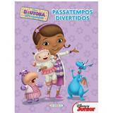 Doutora Brinquedos - Passatempos Divertidos - Girassol Edições