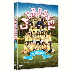 DVD - Carrossel - Paulo Miklos, Oscar Filho, Larissa Manoela - 7898489248098