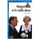 Maigret Et La Vieille Dame - Georges Simenon