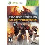 Transformers Fall Of Cybertron Xbox (X360) -