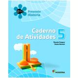 História - 5º Ano - 2 ª Edição - Caderno De Exercícios - Ricardo Dreguer E Cássia Marconi.