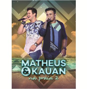 Matheus E Kauan - Na Praia 2 (DVD)