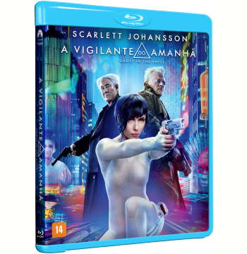 A Vigilante Do Amanhã (Blu-Ray)