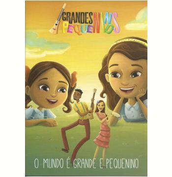 Grandes Pequeninos - O Mundo é Grande e Pequeno (DVD)