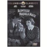 Aconteceu Naquela Noite (DVD) - Clark Gable