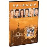 Friends - 9ª Temporada Completa (DVD) - Vários (veja lista completa)