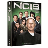 NCIS Investiga��es Criminais - 8� Temporada (DVD) - Mark Harmon, Michael Weatherly, Pauley Perrette