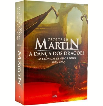 A Dança dos Dragões (Vol. 5)