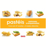 Pastéis, Samosas e Empanadas - AnneCé Bretin