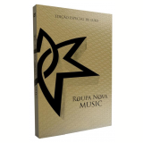 Roupa Nova Music - Edição Especial de Luxo (DVD) - Roupa Nova