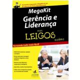 Megakit Gerencia E Liderança Para Leigos - Bob Nelson