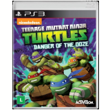 Tmnt: Danger Of The Ooze Ps3 (PS3) -
