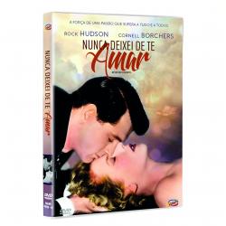DVD - Nunca Deixei De Te Amar - George Sanders, Rock Hudson - 7899808401538