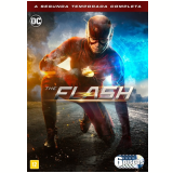 The Flash - 2ª Temporada (6 Dvds) (DVD) - Tom Cavanagh, Danielle Panabaker, Jesse L. Martin