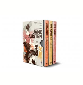 Box - Grandes Obras de Jane Austen (3 Vols.)