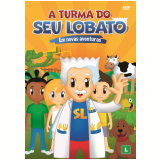 A Turma do Seu Lobato - Volume 3 (DVD) - A Turma do Seu Lobato