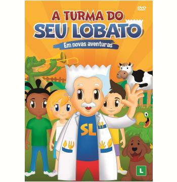 A Turma do Seu Lobato - Volume 3 (DVD)