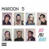 Maroon 5 - Red Pill Blues (CD) - Maroon 5