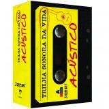 Box - Trilha Sonora da Vida Acústico (DVD) - Vários
