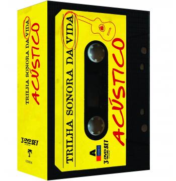 Box - Trilha Sonora da Vida Acústico (DVD)
