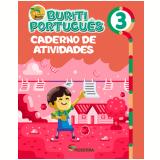 Buriti - Português - Caderno de Atividades - 3º Ano - Editora Moderna
