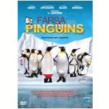 A Farsa Dos Pinguins (DVD) - Whoopi Goldberg, Samuel L. Jackson, Christina Applegate