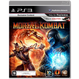 Mortal Kombat  (PS3) -