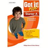 Got It! Plus Starter A - Student Book - Workbook -