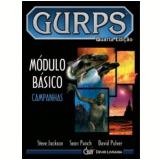 Gurps - Modulo Basico - Campanhas - Steve Jackson