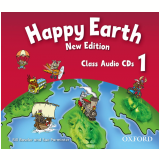 Happy Earth 1 (2 Cds) New Edition - Bowler, Parminter