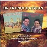 Os Inesquecíveis (CD) - Seresteiro, Baduy & Luiz Conceição, Nicanor & Baduy