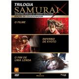 Trilogia Samurai X (DVD) - Keishi Otomo