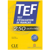 Tef - Test D´Evaluation De Francias 250 Activites - Livre - Sylvie Pons